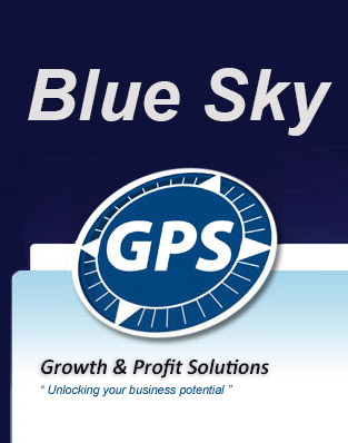 Blue Sky Growth and Profit Solutions logo